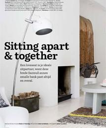 Sitting apart & together (VT Wonen – september 2010)