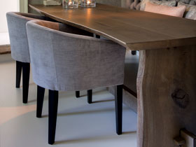 Diningchair Ronde