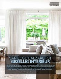 Van lege balzaal tot gezellig interieur