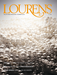 Reportage Interiors DMF in Lourens Magazine (najaar 2012)